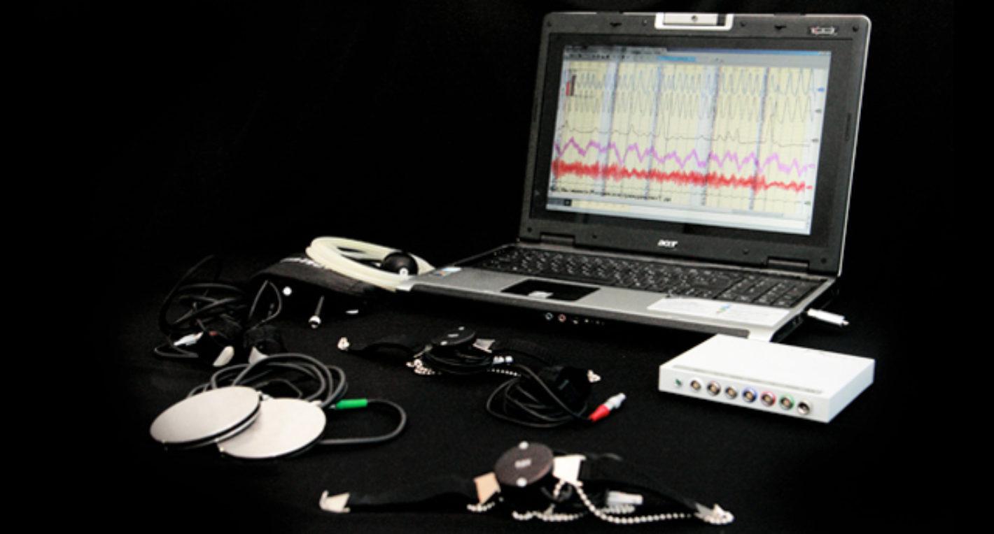 проверка на полиграфе (детекторе лжи)